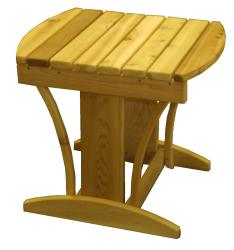 Not Just Fancy This Table Is Functional As An End Table Beside The Garden  Or Adirondack Chairs. It Is Arm Height For Both Of These Chairs.